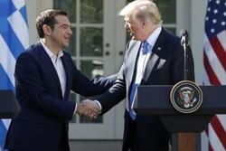 ترامپ از احتمال فروش جنگنده «اِف- ۱۶» به یونان خبر داد