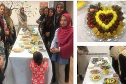 جشنواره «غذای سالم» در قزوین برگزار شد