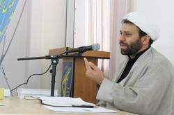 حجت الاسلام شکوریان مسئول نمایندگی ولی فقیه در سپاه ناحیه کلیبر