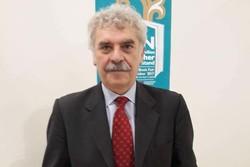 لورنزو رئیس اتحادیه ناشران ایتالیا