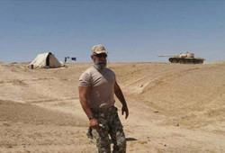مقتل العميد عصام زهر الدين قائد القوات السورية في دير الزور