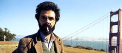 Iranian filmmaker Sohrab Shahid-Saless in an undated photo