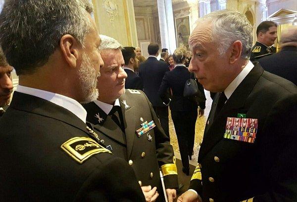 الدول الأوروبية تؤكد اهتمامها للتزود من تجارب القوة البحرية الإيرانية
