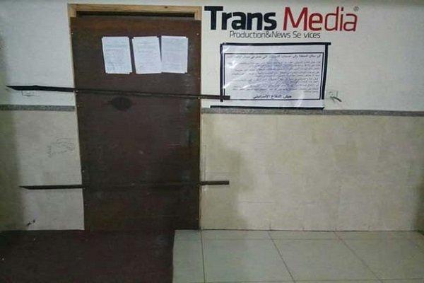 العدو الصهيوني يغلق عددا من المكاتب لوسائل إعلامية في الضغة الغربية