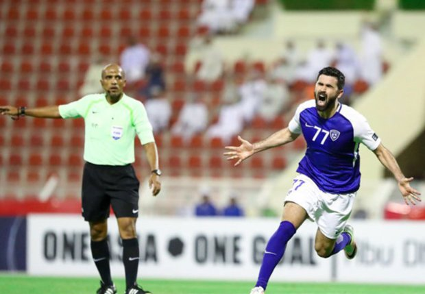 عمر خربین - الهلال