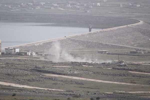 Suriye ABD'nin Golan Tepeleri kararı üzerine BMGK'yi toplantıya çağırdı
