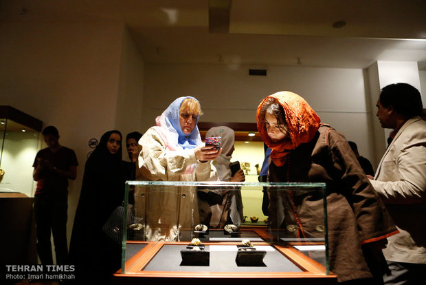 Joint Iranian- Armenian cultural heritage expo in Tehran