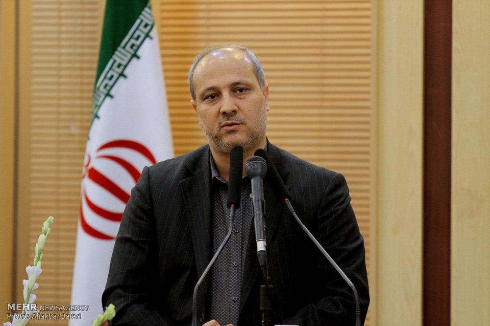 سید مناف هاشمی استاندار گلستان