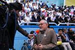 ورزش عامل حضور اجتماعی و استقلال شخصیتی معلولان است