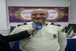 آمادگی نیروی انتظامی گیلان برای تامین امنیت زائران خارجی اربعین