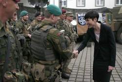 وزیر دفاع نروژ- اینه اریکسن سورید