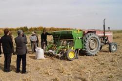 مکانیزه کردن ادوات کشاورزی - کراپشده