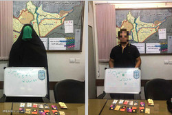تشریح جزئیات دستگیری سارق زن نما/کشف ۳۸ سکه سرقتی