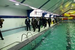 پلمب ۲ استخر شنا در کرمانشاه طی امسال