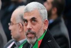 السنوار: إيران زوّدتنا بالصواريخ بعد أن تخلّت عنا الأمّة العربية