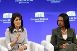 نیکی هیلی: مداخله روسیه در انتخابات آمریکا به منزله «جنگ» است