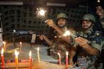 نئی دہلی میں دیوالی کے موقع پولیس نے 2 ٹن آتش گیر مادہ پکڑ لیا