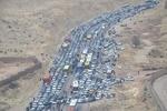 ادامه عملیات چهار بانده کردن محورهای منتهی به مرز عراق
