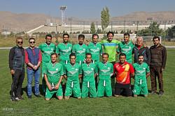 تیم فوتبال رسانه ورزش فردا عازم ترکیه می شود