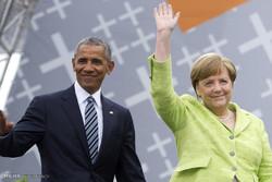 اوباما در برلین سخنرانی می کند