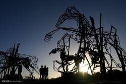 نمایشگاه مجسمه های کنار دریا در سیدنی