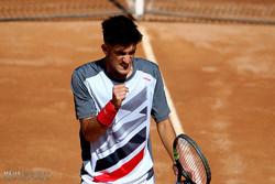 شانس بالای تنیسور قمی در مسابقات «دیویس کاپ آسیا»