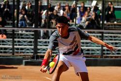 فینال رقابتهای تنیس جایزه بزرگ اصفهان