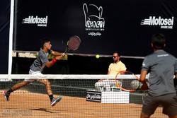 برگزاری همزمان سه مسابقه بزرگ تنیس در اصفهان