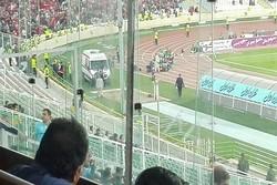 دیدار استقلال تهران و نساجی مازندران