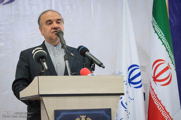 سفر مسعود سلطاني فر وزير ورزش و جوانان به همدان