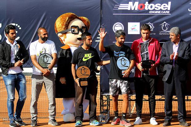 """İsfahan kentinde """"Büyük Ödül Tenis Yarışması"""""""