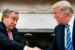 ترامپ: سازمان ملل از «پتانسیل فوق العاده ای» برخوردار است
