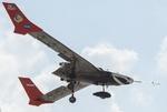 هواپیمایی با بال های منعطف ساخته می شود