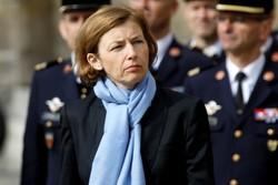سفر وزیر دفاع فرانسه به اردن