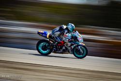 سومین دور مسابقات موتورسواری قهرمانی سرعت کشور