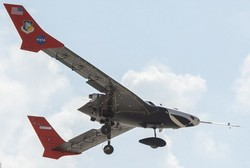 هواپیمایی با بالهای منعطف ساخته میشود