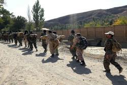 """انطلاق مناورات كتيبة """"فاتحين"""" شرق طهران"""