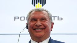 مدیر عامل روس نفت