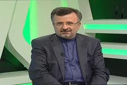 داورزنی تماشاگر ویژه بازی ایران با روسیه/ ظرفیت غدیر پر شد