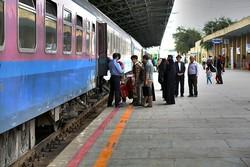 راهاندازی ۱۷۶ قطار فوقالعاده در مسیر تهران-کرمانشاه-تهران