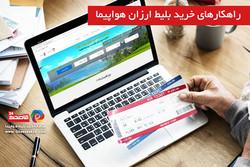 راهکارهای خرید بلیط ارزان هواپیما