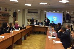 نشست اساتید زبان فارسی روسیه در مسکو
