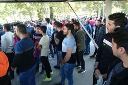 هواداران تیم فوتبال پرسپولیس