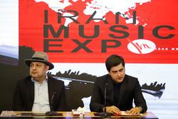 نشست رسانه ای اولین نمایشگاه هنر موسیقی ایران