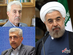 Rouhani names academics as energy, science ministers