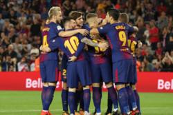 تیم فوتبال بارسلونا