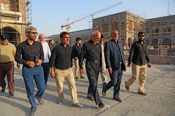 پذیرایی از روزانه از ۷۰ هزار زائر اربعین با مشارکت خیرین تهرانی