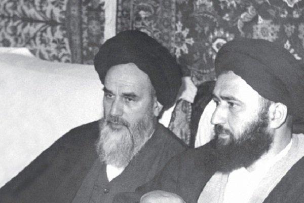 امام و حاج آقا مصطفی خمینی