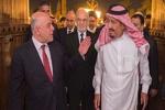 حیدر العبادی وارد عربستان شد/ دیدار با ملک سلمان