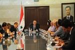 ابراز تمایل برخی دولتها برای بازگرداندن سفرای خود به سوریه